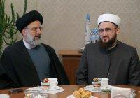 Муфтий РТ встретился с председателем иранского Фонда «Астан Кудс Резави»