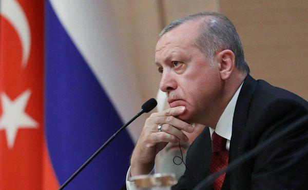 Турция неожиданно забрала весь собственный золотой запас изсоедененных штатов