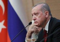 Эрдоган обвинил США в поддержке организации Гюлена