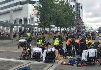 10 человек погибли в результате наезда микроавтобуса в Торонто