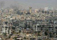 США отказались помогать в восстановлении Сирии