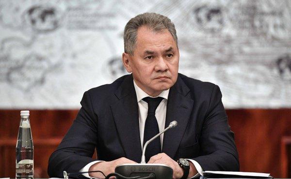 Сергей Шойгу выступил на совещании министров обороны стран - членов ШОС.