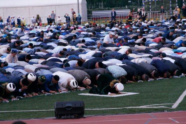 Республиканский ифтар объединит 10 тысяч мусульман.