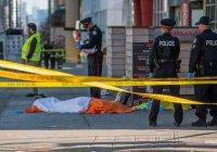 Стали известны новые подробности наезда на пешеходов в Торонто (Видео)