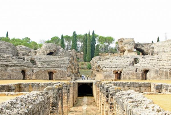 Из-за съемок в расписание будут внесены корректировки посещений древнеримского города