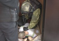 МВД Татарстана опубликовало видео задержания террористов (Видео)