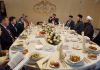 Муфтий Татарстана принял делегацию из Казахстана