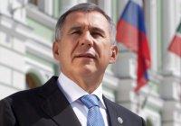 Рустам Минниханов поздравил татарстанцев с Днём родного языка