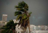 Израиль накрыла буря, есть жертвы (Видео)