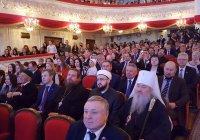 Муфтий Татарстана принял участие в торжестве по случаю Дня родного языка