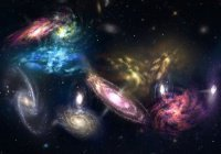Найден крупнейший объект во Вселенной