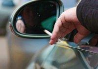Священнослужители призвали штрафовать за выброшенные из авто окурки