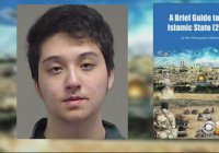 Пожизненная тюрьма грозит школьнику за подготовку теракта