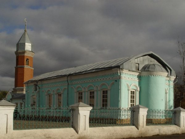 Янгуразовская (Халитовская) мечеть