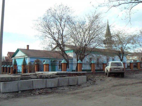 Динмухаммедовская мечеть