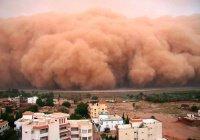 В Индии песчаная буря унесла жизни больше 100 человек