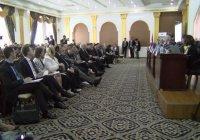Международная конференция по противодействию терроризму стартовала в Душанбе