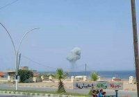 Обломки разбившегося в Сирии российского истребителя привезут в Москву