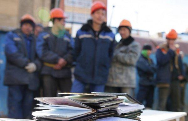В Казахстане растет число трудовых мигрантов.