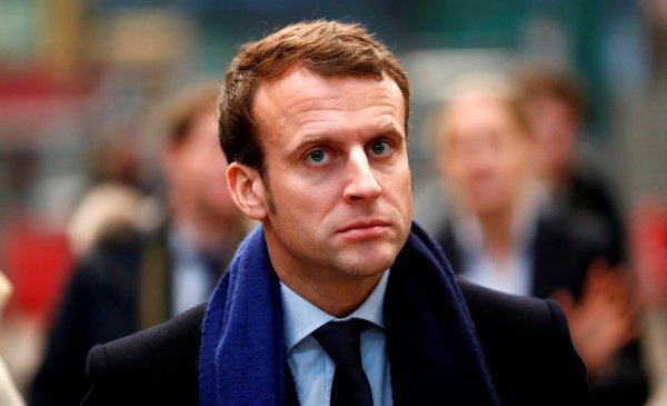 Президент Франции при этом выразил мнение, что Дональд Трамп разжигать новый конфликт не желает