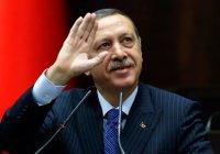 Президент Турции продолжит военные операции в Ираке и Сирии