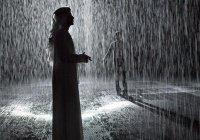 """А вы когда-нибудь видели """"сухой"""" дождь?"""