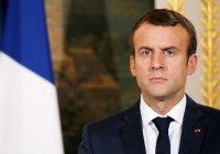 Президент Франции предупредил о начале новой войны на Ближнем Востоке
