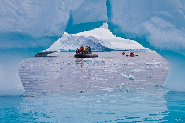 При этом для Антарктического региона рекордным значением остается температура в 19,8°С, зафиксированная 30 января 1982 года на острове Сигни
