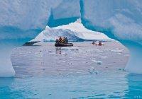 Метеорологи назвали температурный рекорд Антарктиды