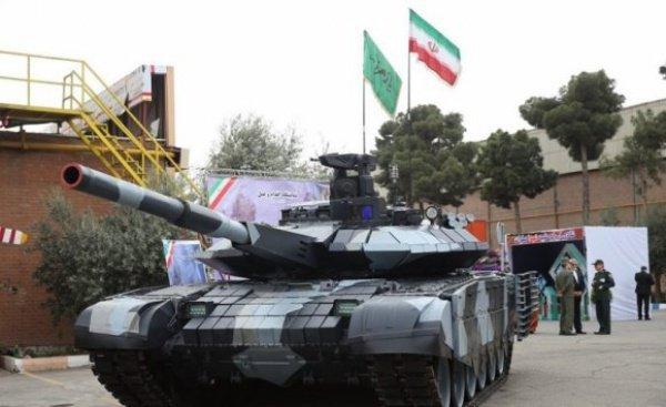 Иран объявил о намерении разместить военные базы в Сирии.
