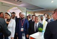 Рустам Минниханов осмотрел выставку Russia Halal Expo