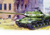 В Сибири «Ладу» превратили в танк (ВИДЕО)