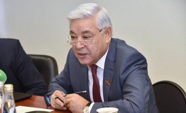 Фарид Мухаметшин принял участие во встрече генсека ОИС со студентами.