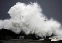 Зафиксирована крупнейшая в истории волна в Южном полушарии