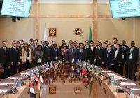 Президент Татарстана встретился с молодыми дипломатами стран ОИС