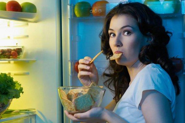Что можно и нельзя есть после 6 часов вечера? Продукты с.