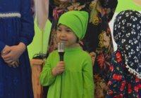 Детский праздник Рамадана в мечети «Ислам» (Фоторепортаж)