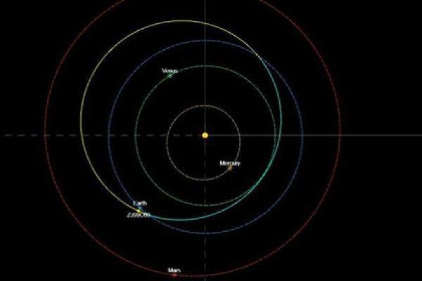 При этом диаметр астероида оценивается в 60-130 метров