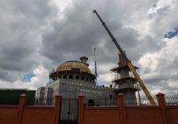 На Кремлевской набережной в Казани появится новая мечеть
