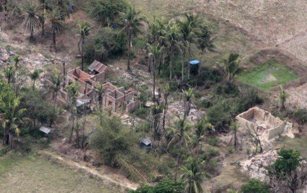 ООН: военные Мьянмы сравняли с землей жилища мусульман (Фото)