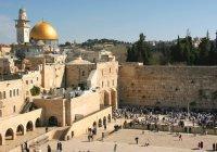 В Иерусалиме в связи с открытием посольства США запретили азан