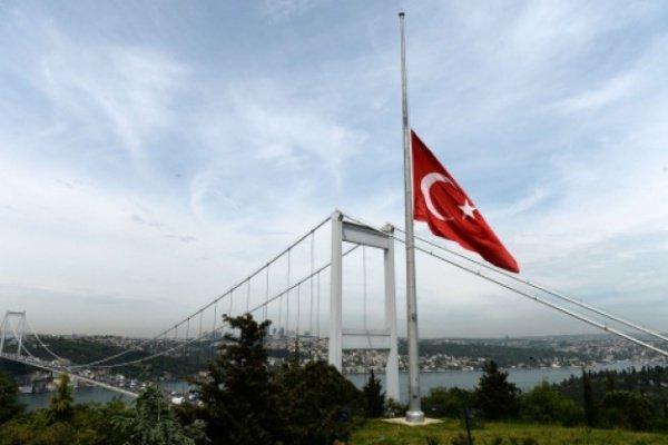 В Турции объявлен траур