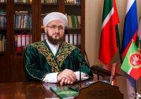 Муфтий Татарстана поздравил мусульман с наступлением Рамадана