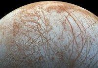 НАСА рассказало о теплых океанах на спутнике Юпитера