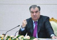 Рахмон предостерег жителей Таджикистана от «расточительства и показухи»
