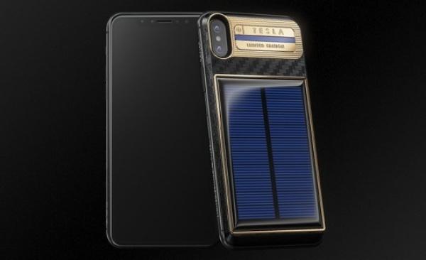 Создавая проект этого телефона, Caviar вдохновлялись сразу 3 деятелями науки — Николой Тесла, Стивом Джобсом и Илоном Маском