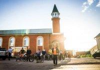 Жители Альметьевска встретили Рамадан велопробегом