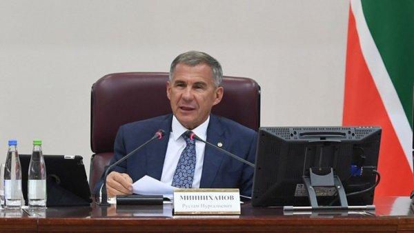 Глава региона также предложил проводить часть совещаний в Болгаре