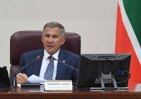 Президент Татарстана призвал чиновников отдыхать в Болгаре