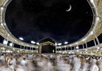 В Мекке в Рамадан будут впервые использовать дроны